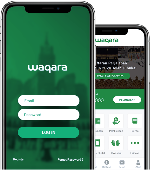Waqara Aplikasi Travel Umrah Terpercaya Ada Banyak Pilihan Travel Umroh Bepergian Berita Aplikasi