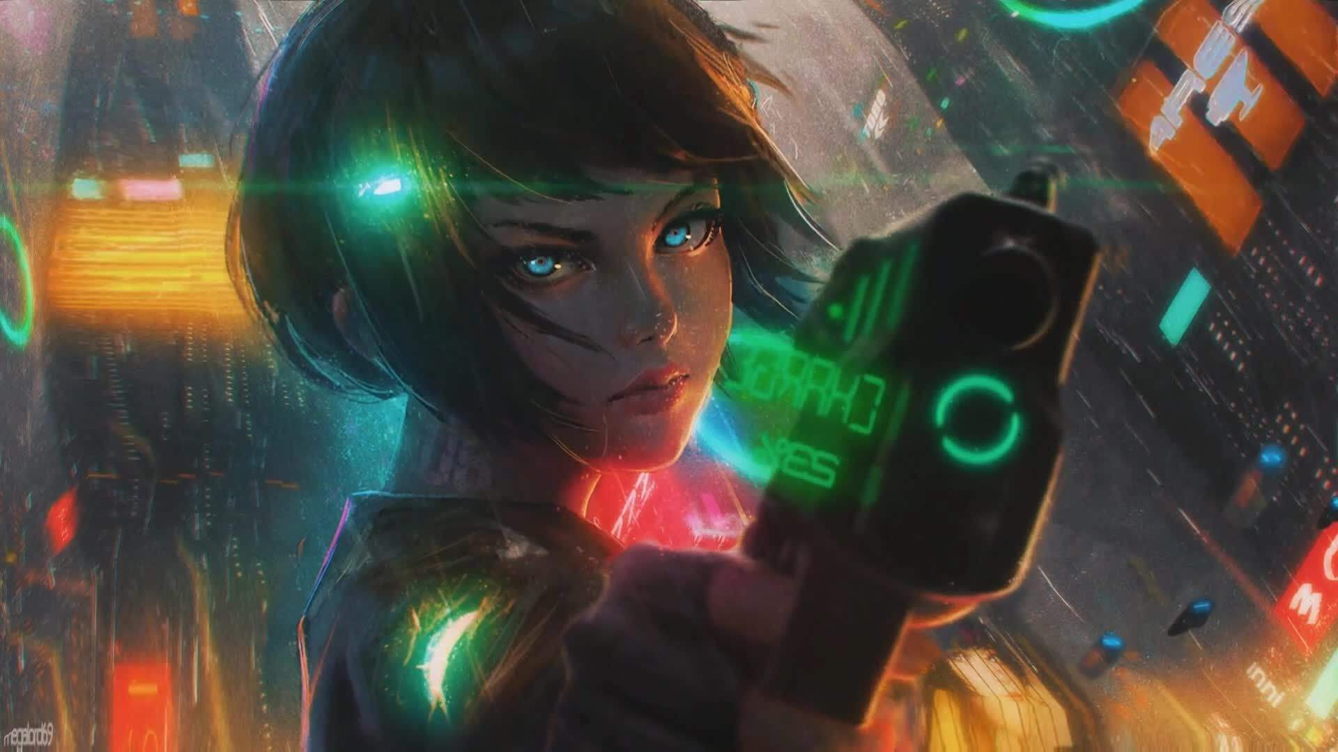 How These 5 Anime Created and Killed Cyberpunk! [GUEST BLOG] 4K