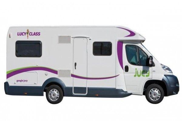 Caravan Jucy Casa 4
