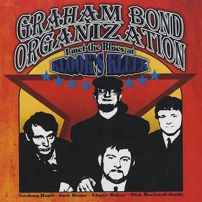 SIXTIES BEAT: Graham Bond Organization