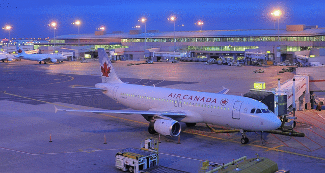 Air Canada Passengers Were Stranded On The Tarmac For 7