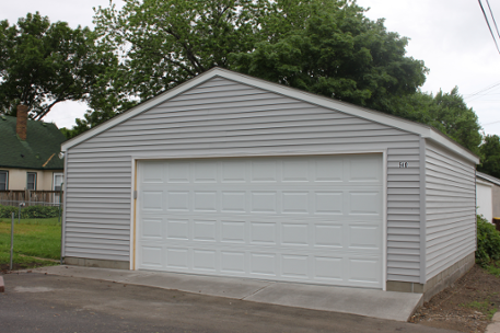 South St Paul Garages Western Garage Builder Building A Garage Roof Trusses Garage Builders