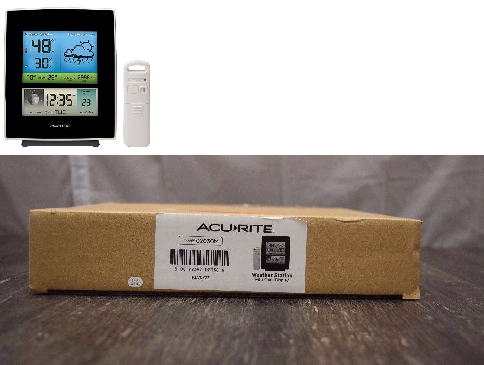 weather meters acurite wireless color digital weather station
