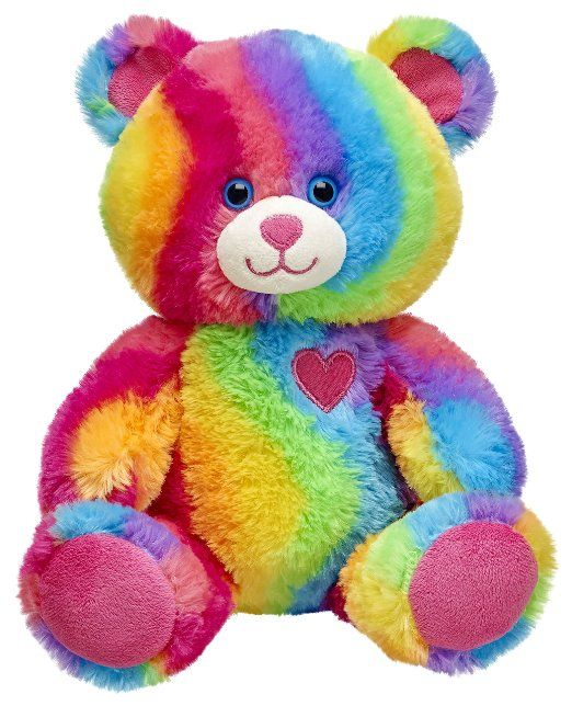 Recordable Teddy Bear Walmart, Robot Check Rainbow Plush Rainbow Teddy Bear Custom Teddy Bear
