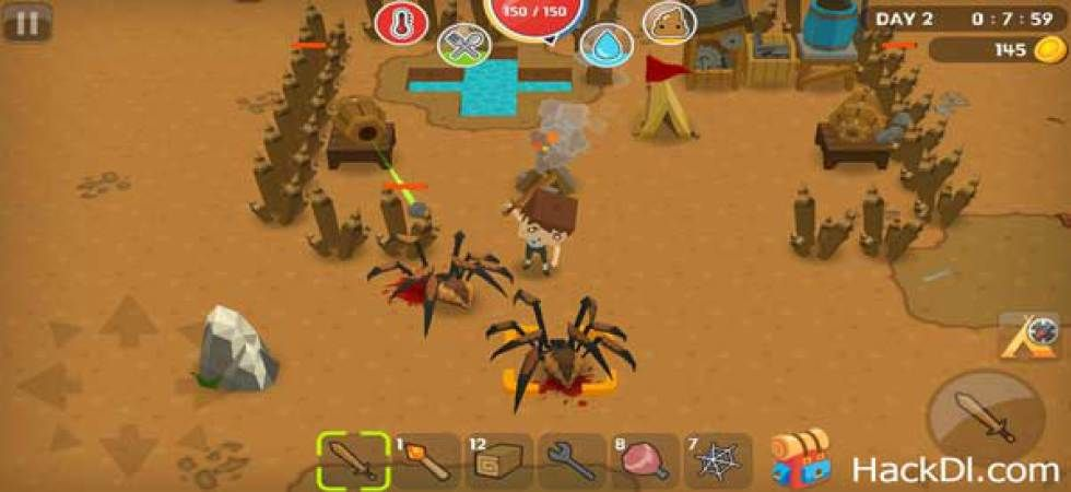 Mine Survival Hack 2 1 2 Mod Unlimited Money Apk Games Celtic