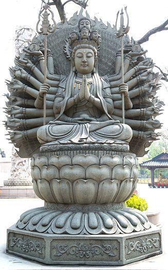 Statue of Kwan-yin
