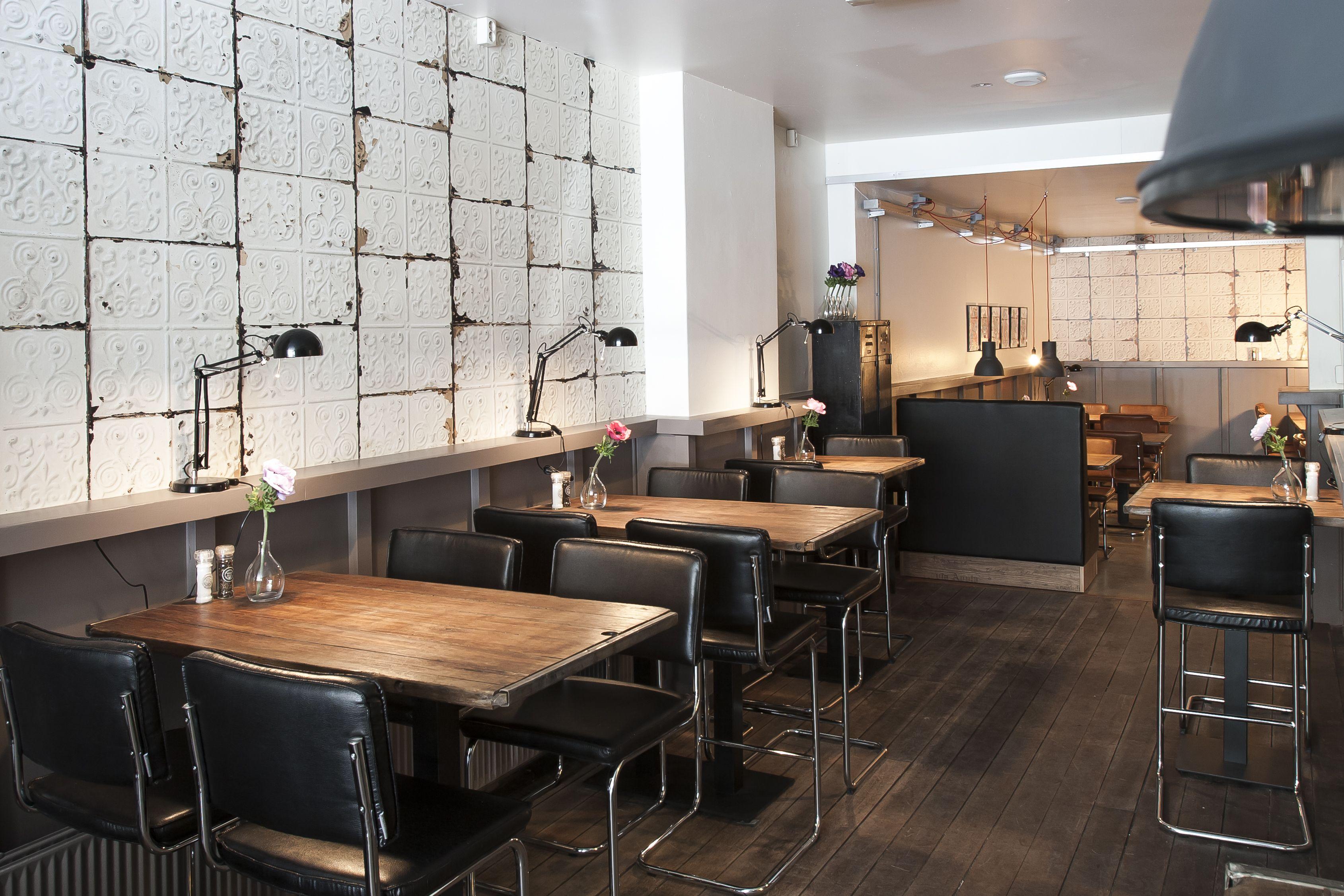 Interieur restaurant De Spil Dine & Wine Nijmegen   Cafe   Pinterest ...