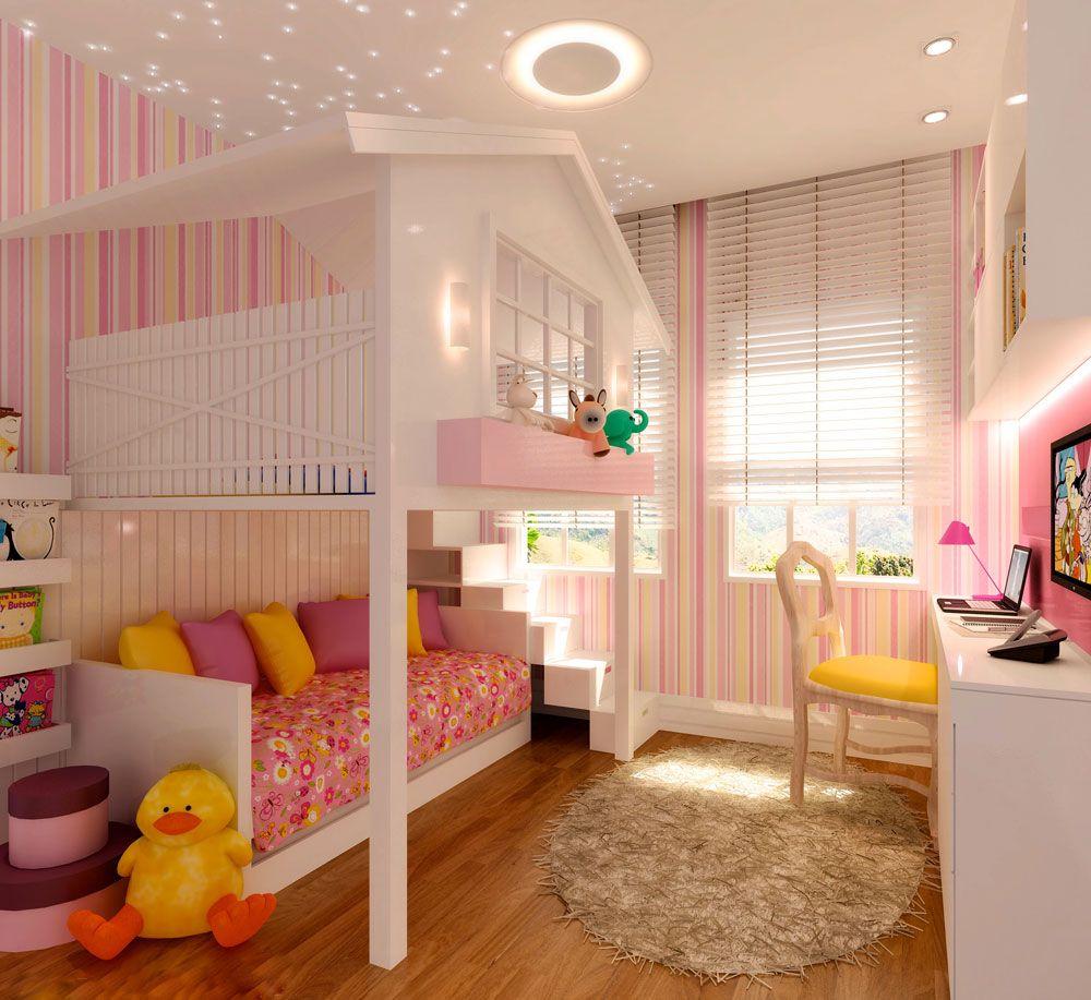 Room, Kids Room, Child Room, Girls Room, Interior Design Quarto, Criança Part 63
