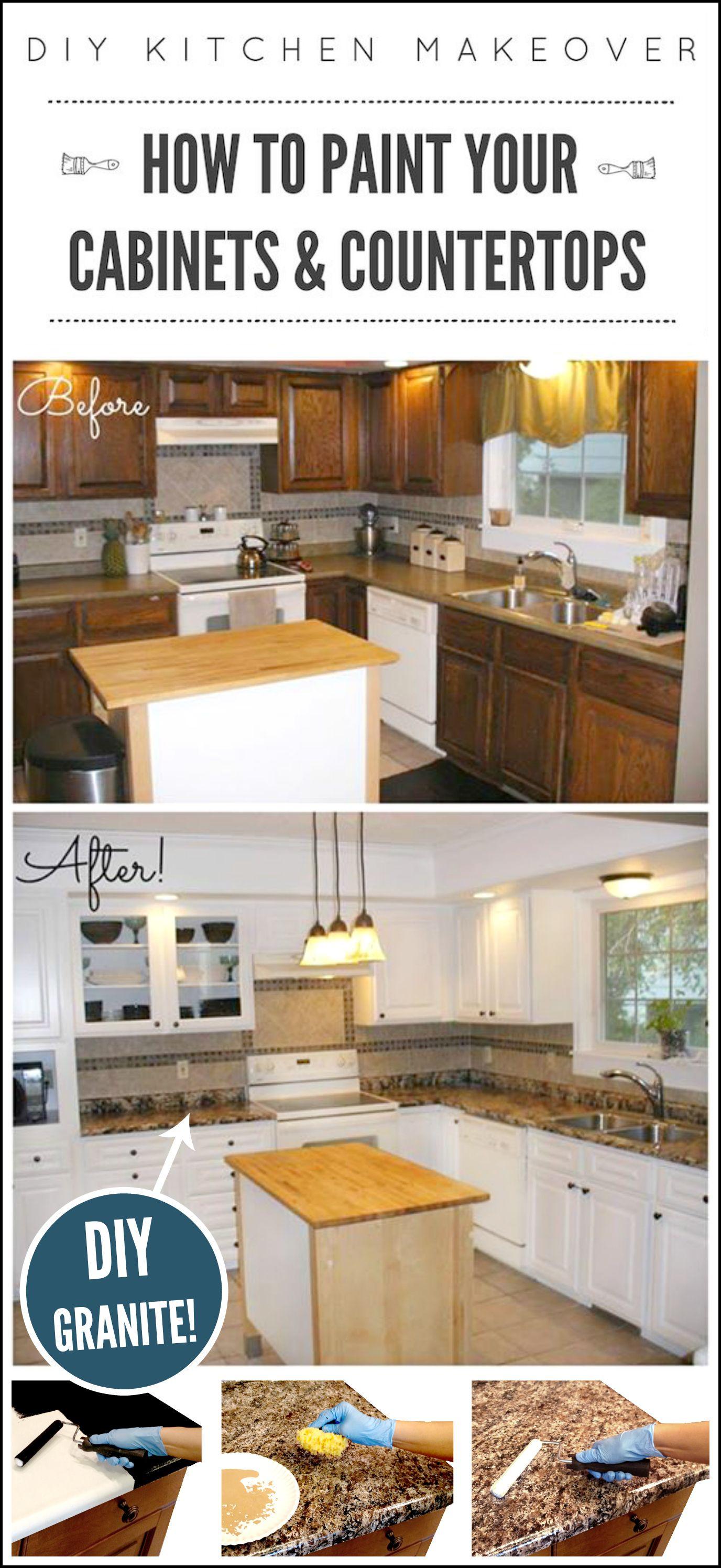 Kitchen Remodel On A Budget Diy