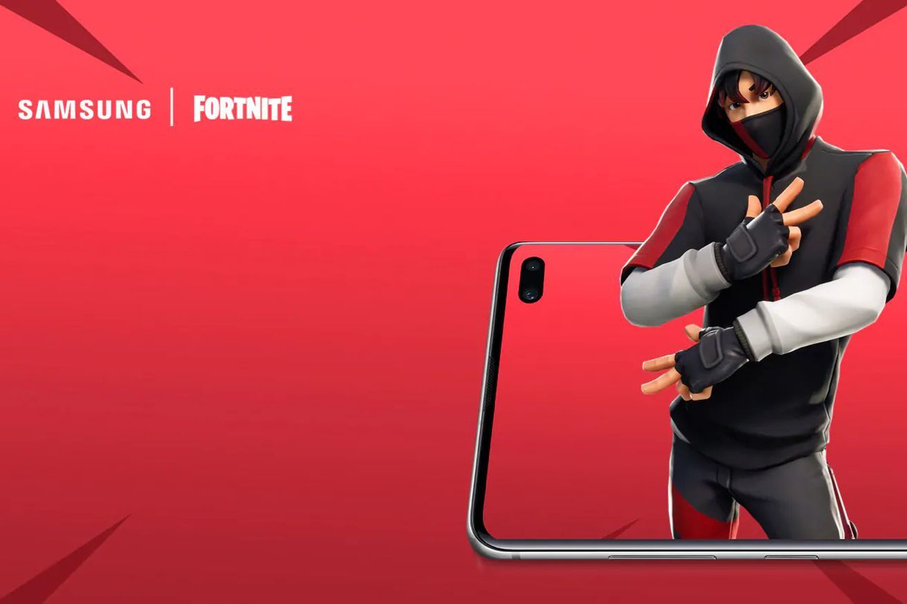 Fortnite Has An Exclusive K Pop Skin For Those Who Preorder The Galaxy S10 Plus Samsung Fortnite Epic Games Fortnite