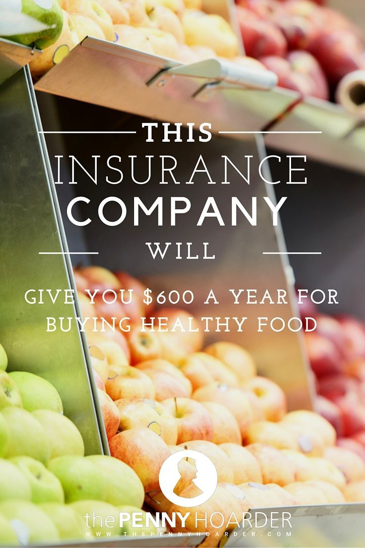 It's typical to offer details about your lifestyle when getting a life insurance policy. But would you let a company know the kind of groceries you buy? - The Penny Hoarder http://www.thepennyhoarder.com/john-hancock-get-paid-to-buy-healthy-food/
