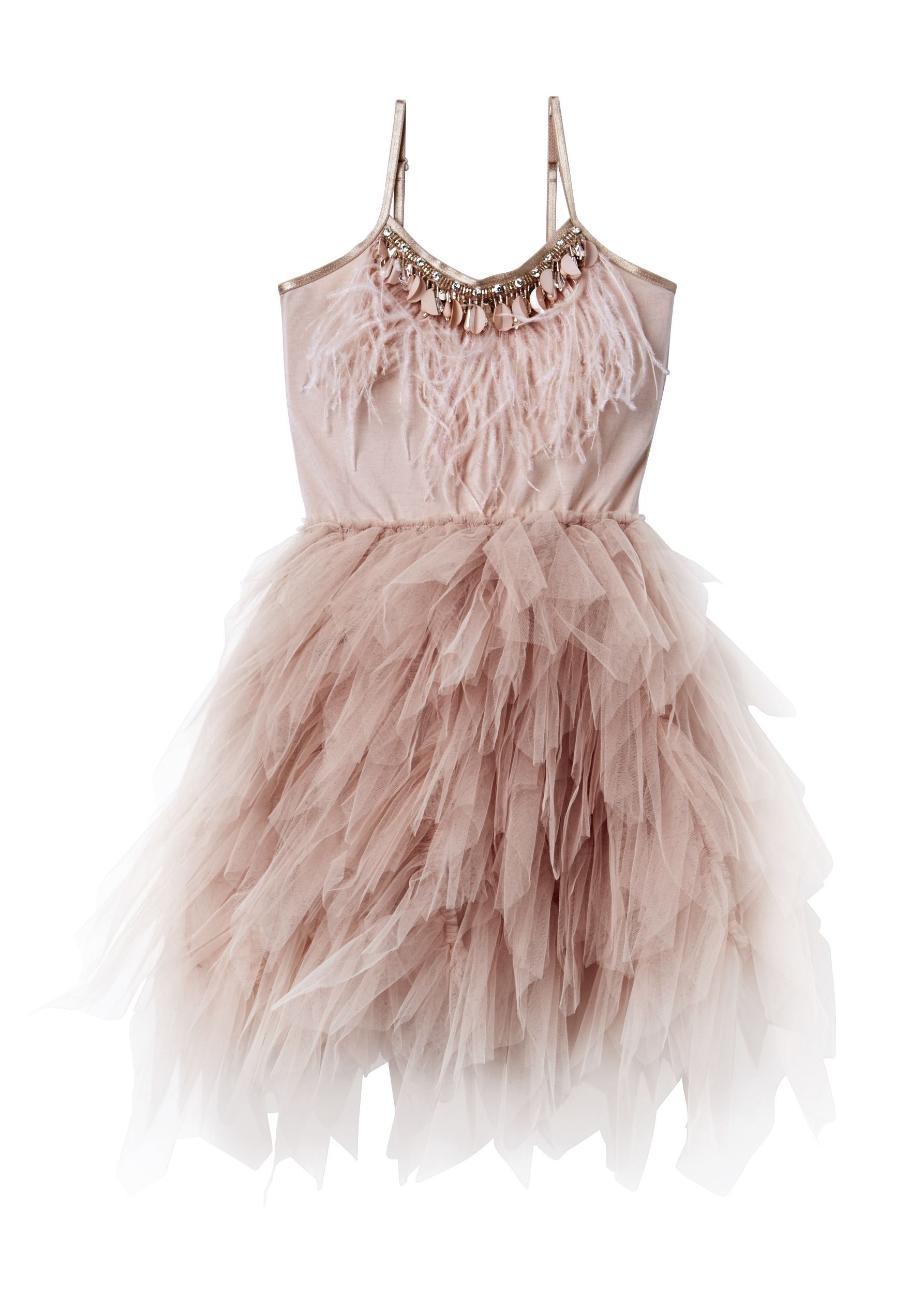 Tutu Du Monde Swan Queen Tutu Dress – Nude