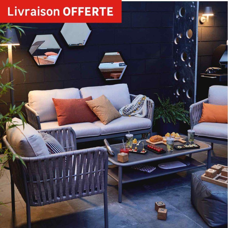 Salon Mobilier De Jardin Pas Cher A Prix Auchan In 2020 Home Decor Cool Furniture Decor