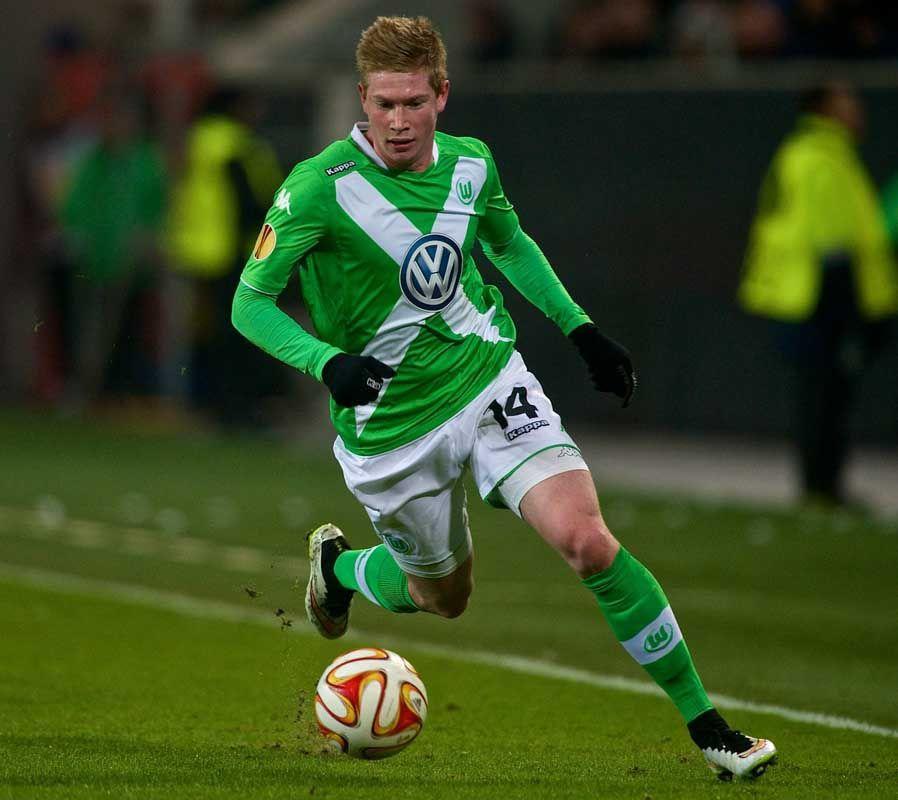 Wolfsburg Kevin De Bruyne #9ine | スポーツ, サッカー
