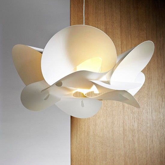 Bloom pendant shade fits on your flex find this pin and more on unusual fun funky lighting by lightingstyles