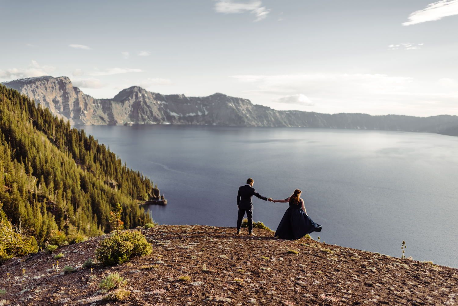 Kim and Jesse celebrated 10 years with an epic adventure vow renewal at Crater Lake National Park.    For Crater Lake Elopement and Vow Renewal inspo, CLICK to read more! | Sam Starns | Adventure Elopement Photographer | PNW, Montana, Kauai and Beyond #craterlakenationalpark Kim and Jesse celebrated 10 years with an epic adventure vow renewal at Crater Lake National Park.    For Crater Lake Elopement and Vow Renewal inspo, CLICK to read more! | Sam Starns | Adventure Elopement Photographer | PNW #craterlakenationalpark