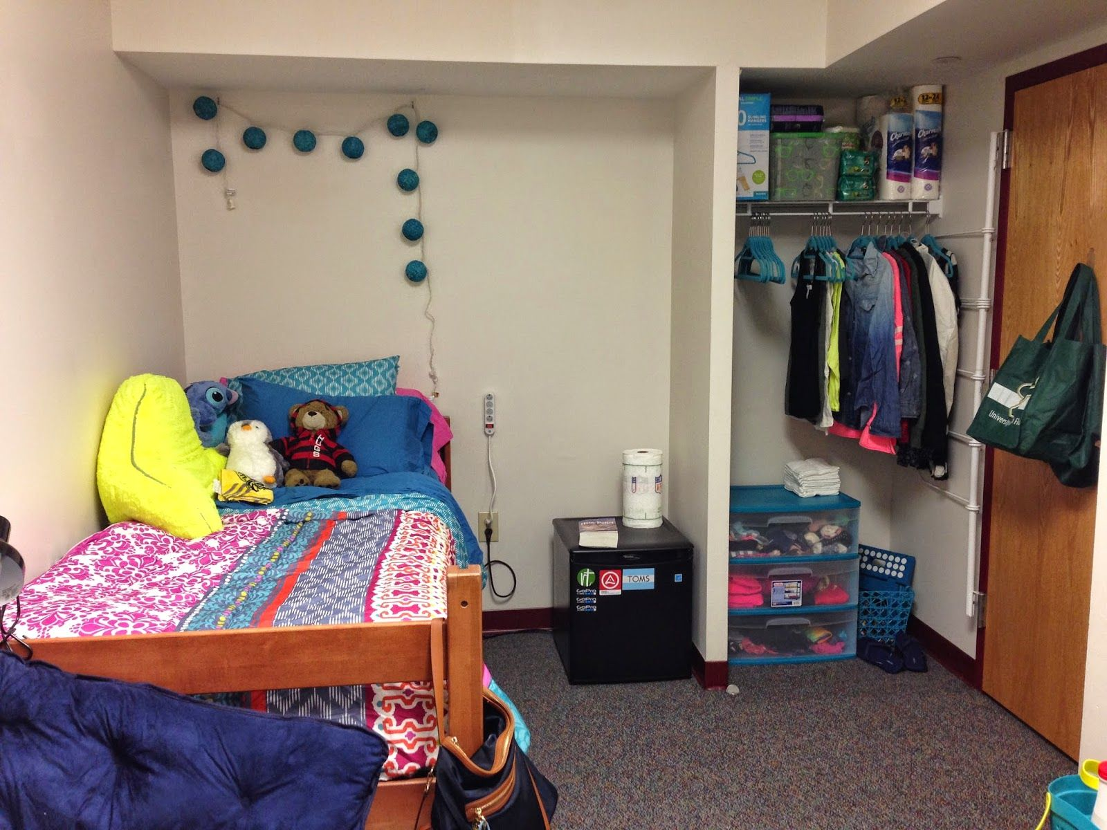 My Dorm This 2017 Here At Usf I Live Cypress C In University Of South Florida And Made A Room Tour Video