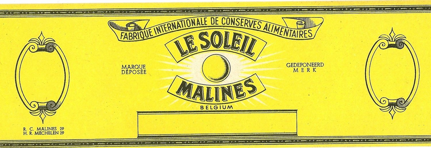 le soleil malines - Google Search