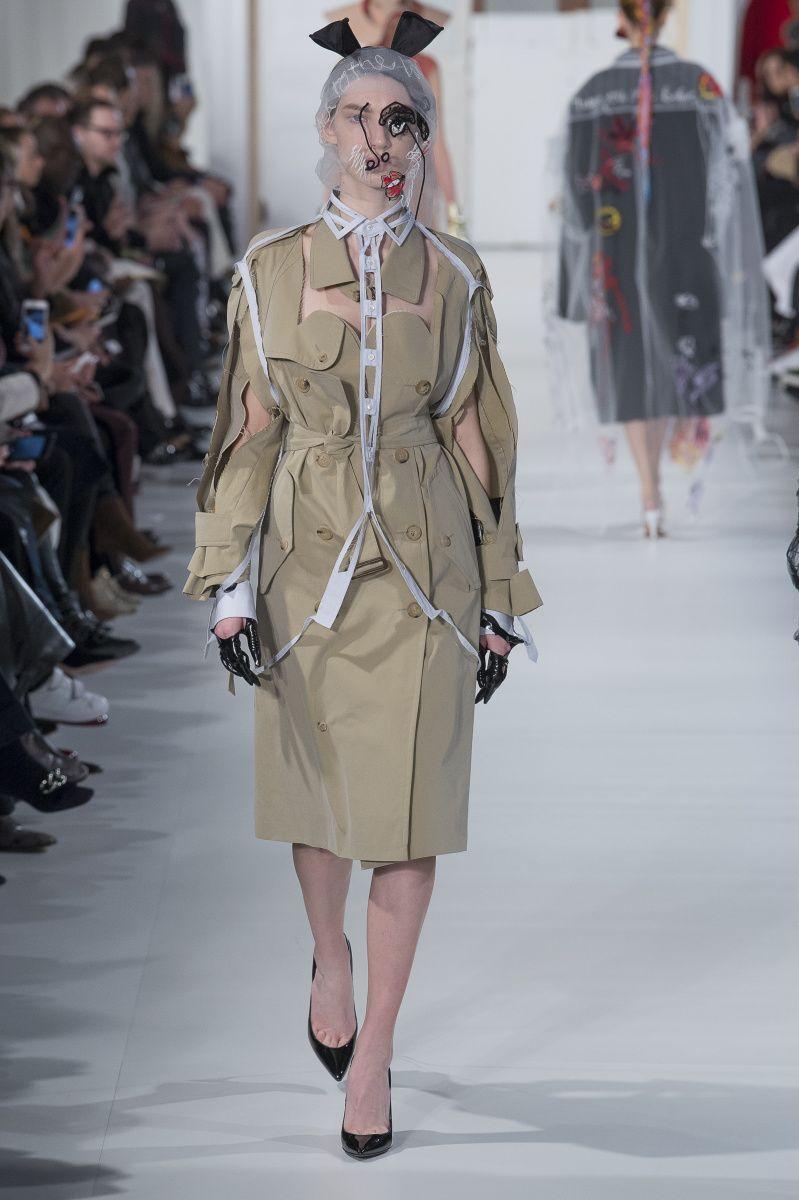Maison margiela korean fashion trends pinterest haute couture