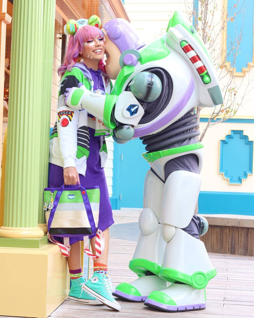 Buzz Lightyear To Star Command Come In Star Command Star Command Come In Do You Read Me This Backpack Will Be Available At Disneybound Disney Pixar Toys