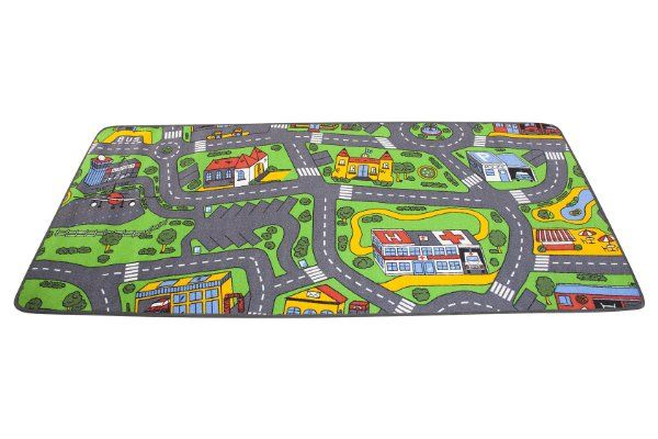 Learning Carpets City Life Play Carpet:Amazon:Toys & Games