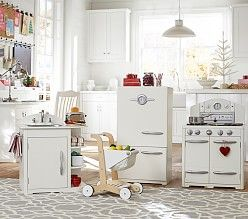 Vanity Tables, Play Kitchens U0026 Play Kitchen Sets | Pottery Barn Kids