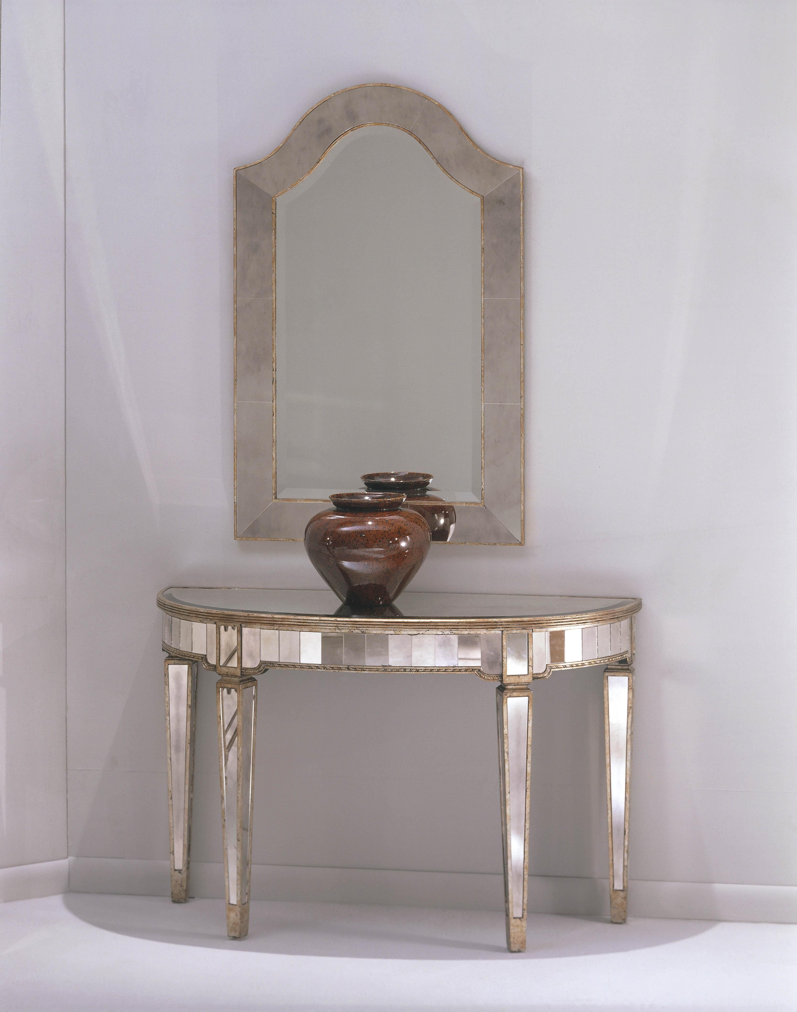 Borghese Mirrored Console Table