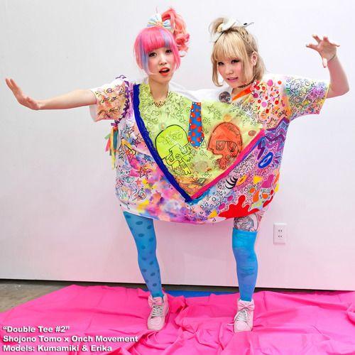 Kawaii Decora Japan Japanese Fashion Kyary Pamyu Pamyu Haute
