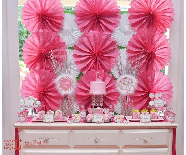 8inch Tissue Paper Poms, Paper Fans, Decorated Paper Lanterns /Baby Shower, Birt... 8inch Tissue Paper Poms, Paper Fans, Decorated Paper Lanterns /Baby Shower, Birt...,