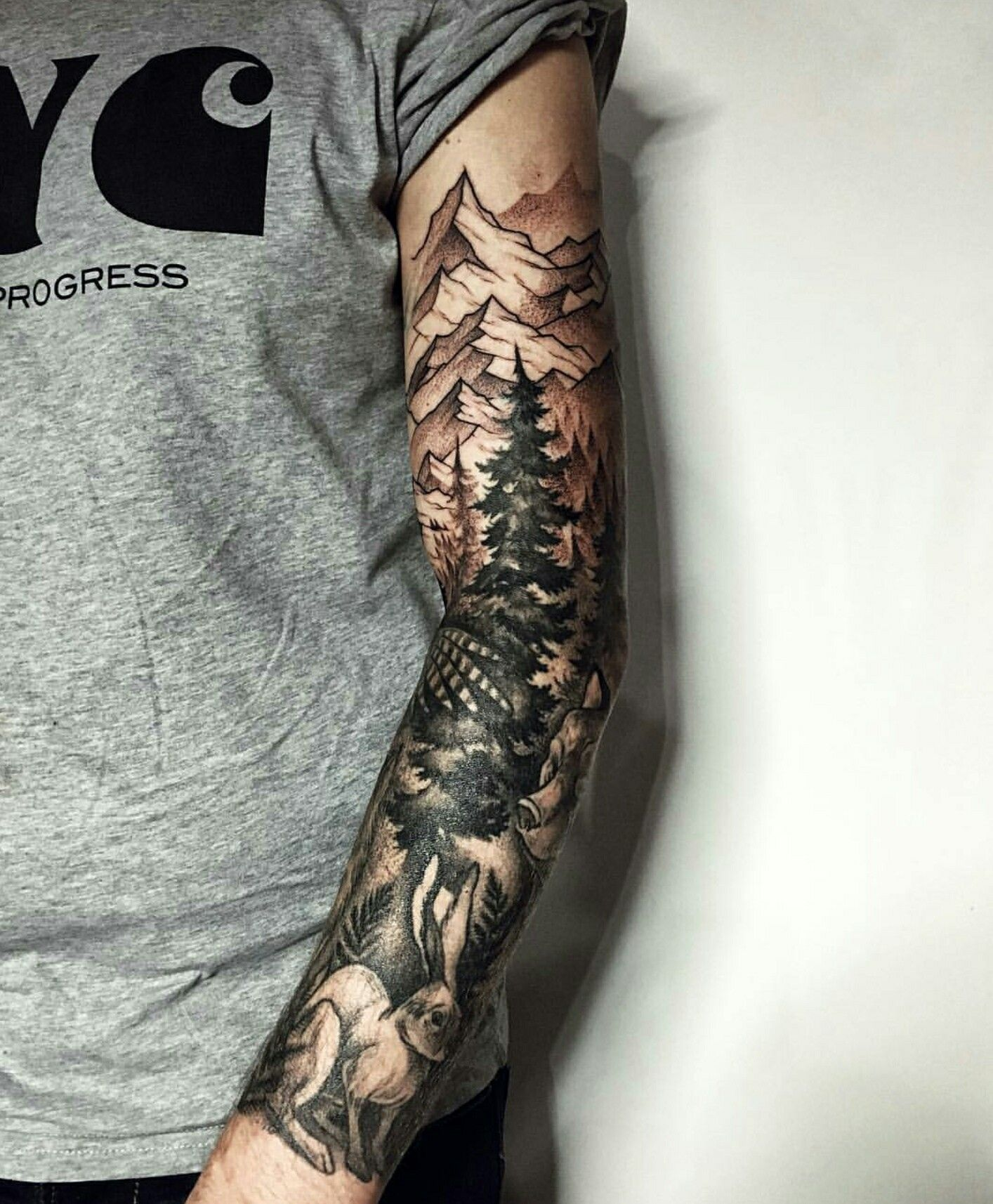 Tattoo Vorlagen Arm Komplett I Love The Top Of This One Tattoos Tattoo Ideen