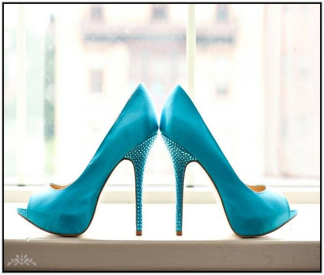 turquoise wedding shoes south africa