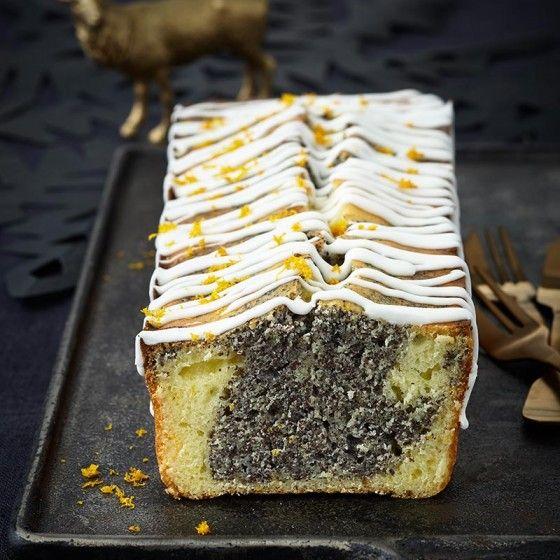 ESSEN & TRINKEN - Mohn-Orangen-Kuchen Rezept