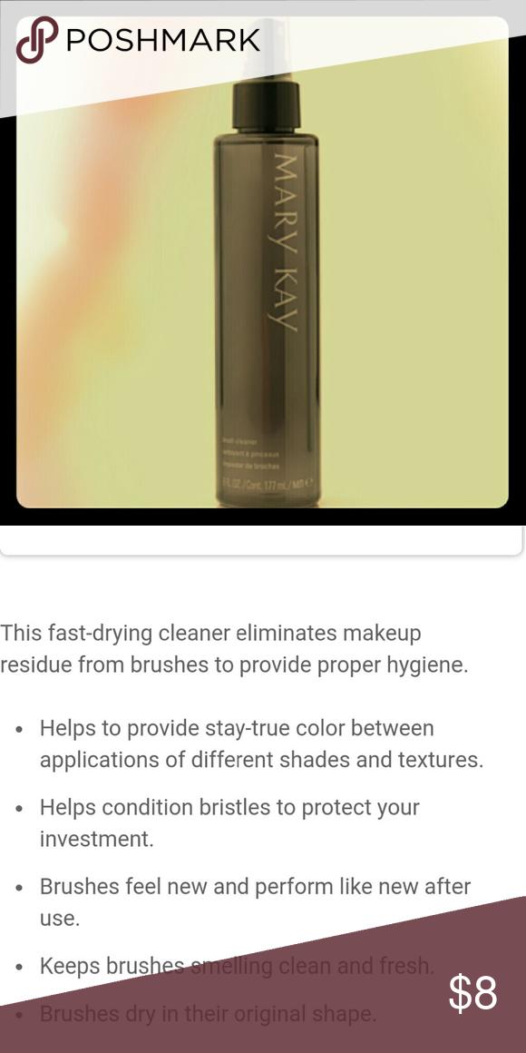 DONATED MK Brush Cleaner* Brush cleaner, Mary kay