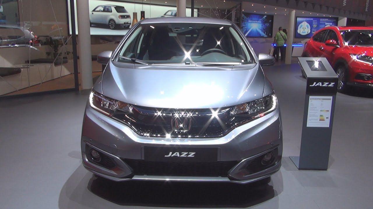 Honda Jazz 1 3 I Vtec Elegance Cvt 2019 Exterior And Interior Honda Jazz Honda Jazz Sport Vtec