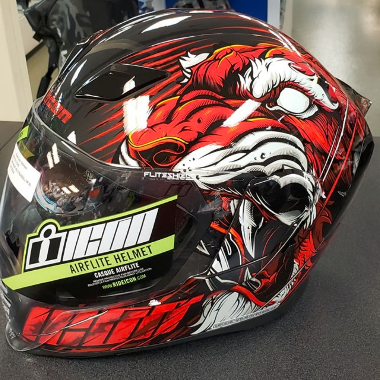 Check out the latest Icon helmets that have just arrived