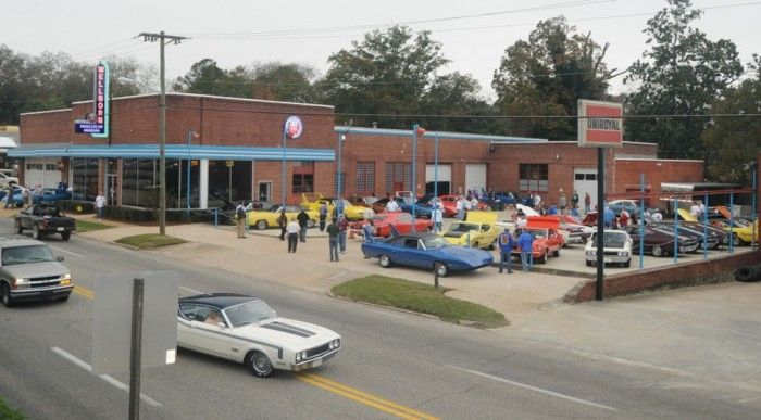 Wellborn Muscle Car Museum To Host Inaugural All Muscle Ca