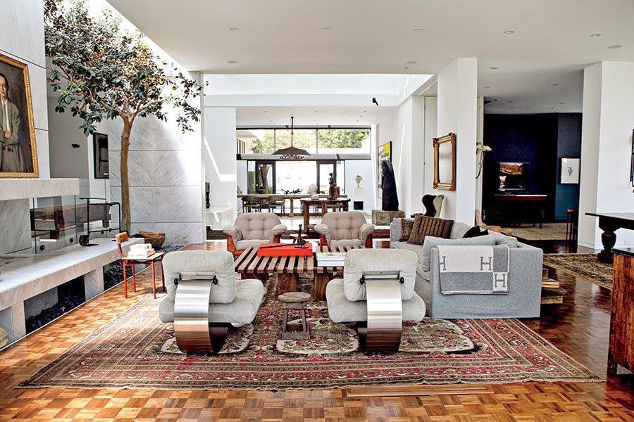 Ellen Degeneres On Designing A Home Ellen Degeneres Home