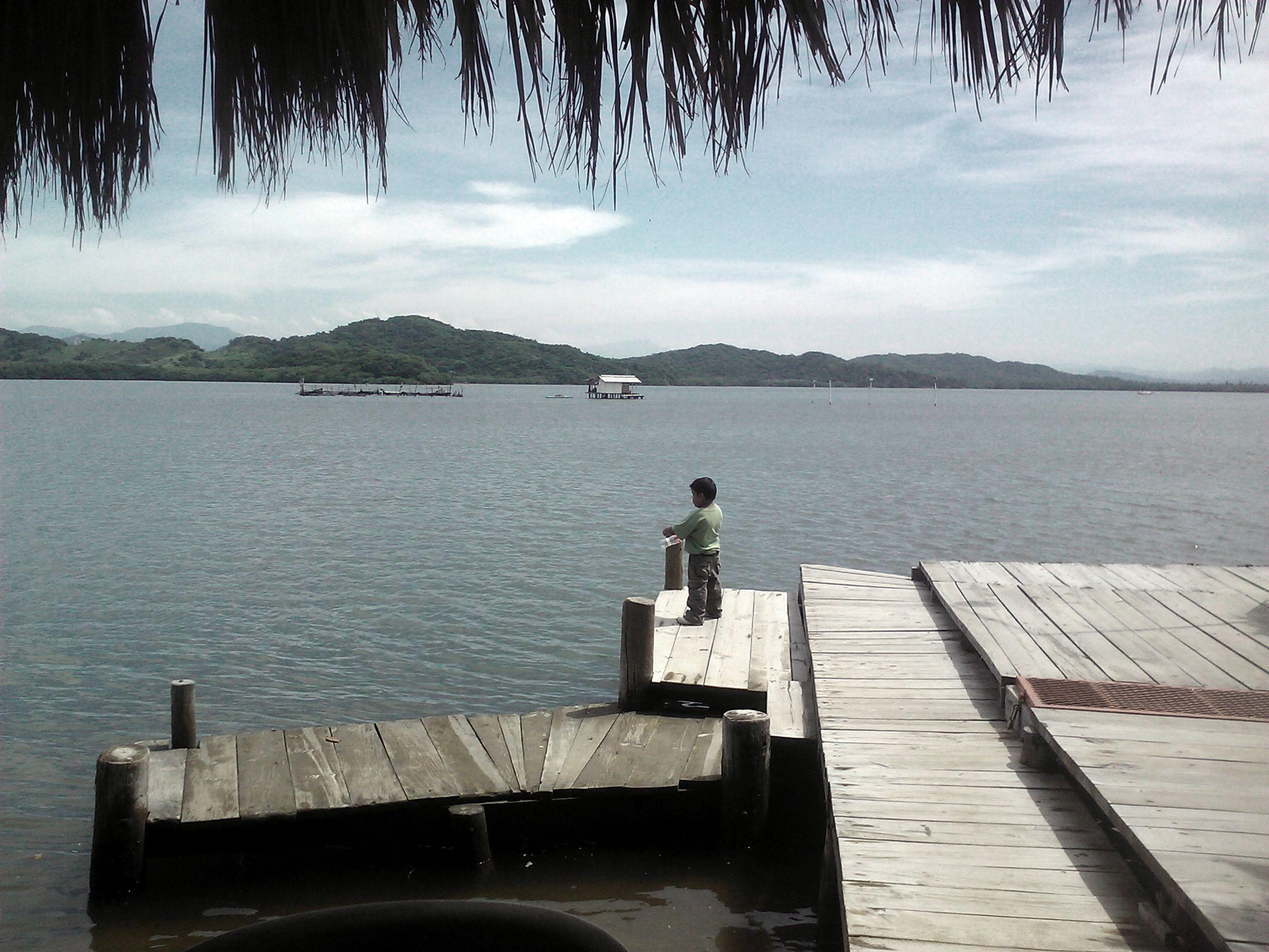 La inmensidad del lago, Colimilla, Colima