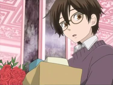 Image result for haruhi fujioka with glasses