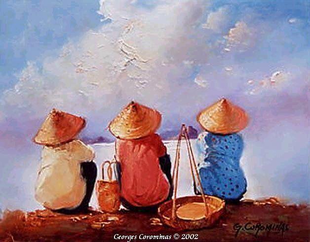 R sultat de recherche d 39 images pour georges corominas for Pinterest aquarell