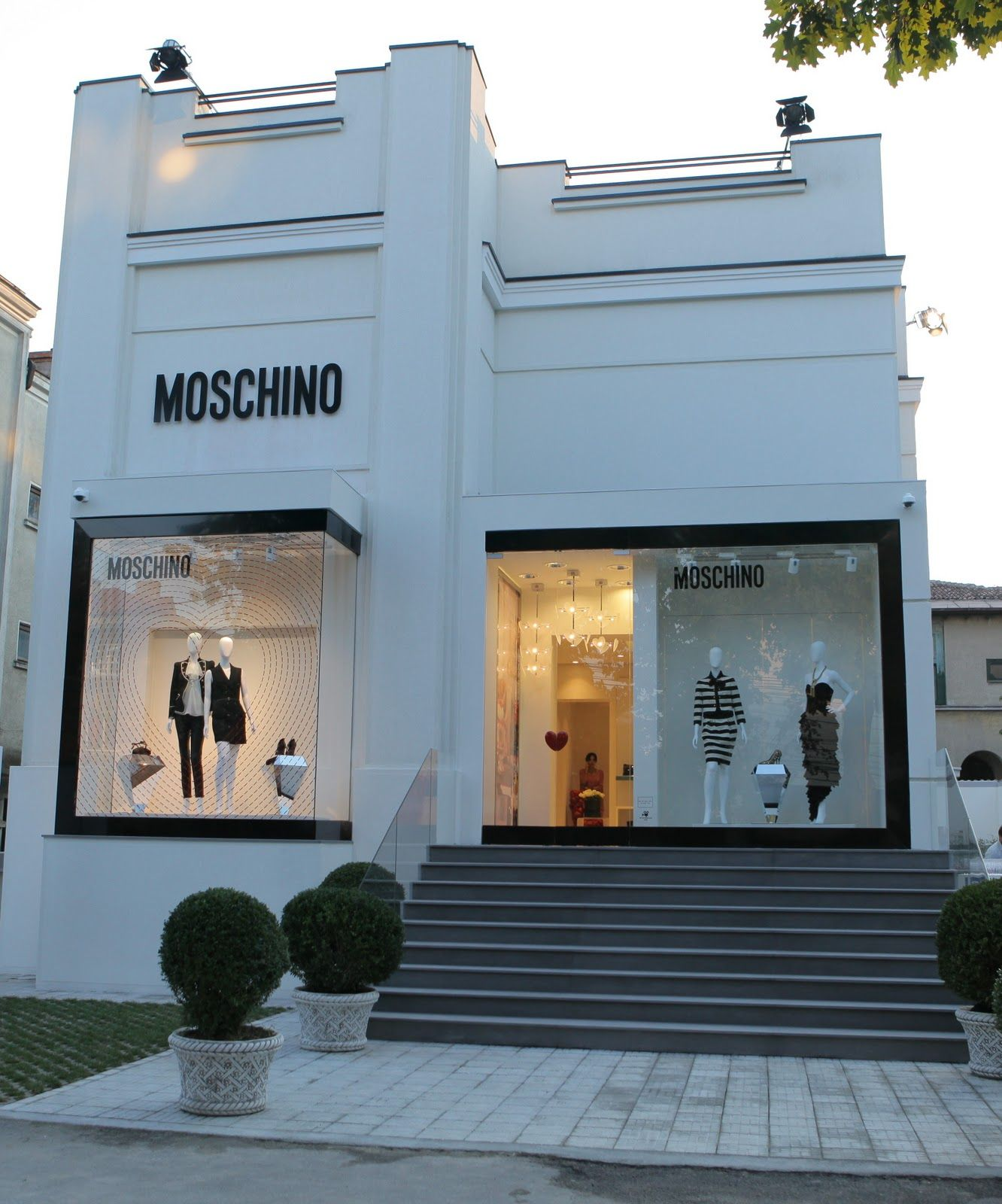 Moschino Boutique | I\'m all about the labels...Some of my favorites ...