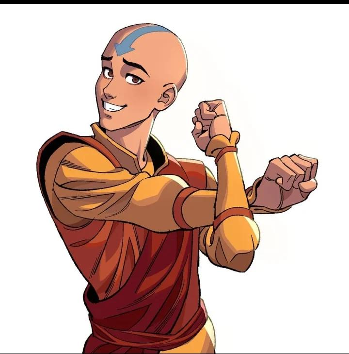 Brian Campise Instagram Aang Thelastairbender Avatar Airbender The Last Airbender Avatar The Last Airbender Art