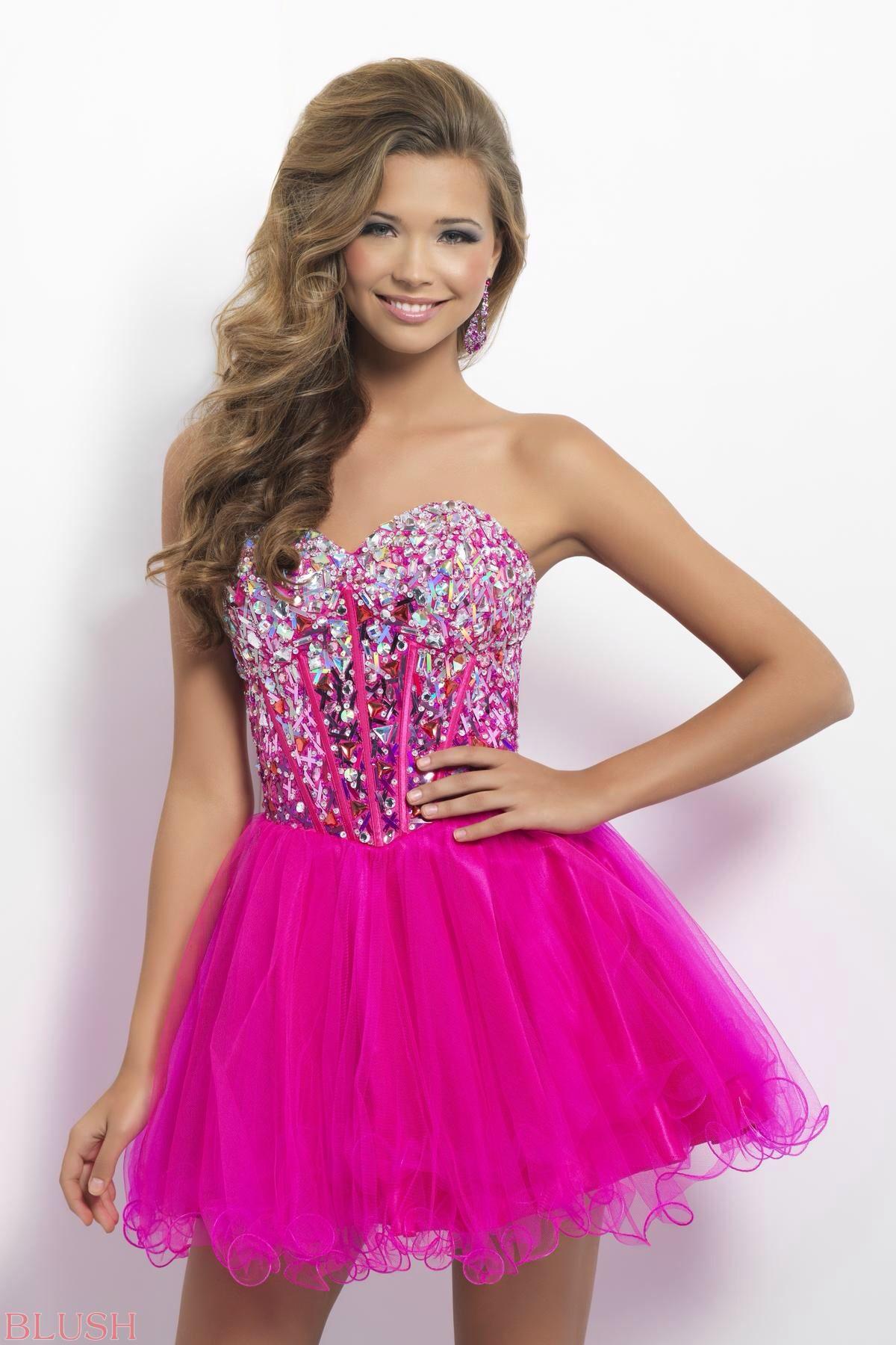 Jovani Pink Rhinestone Dress | vestidos , fiestas.... | Pinterest ...