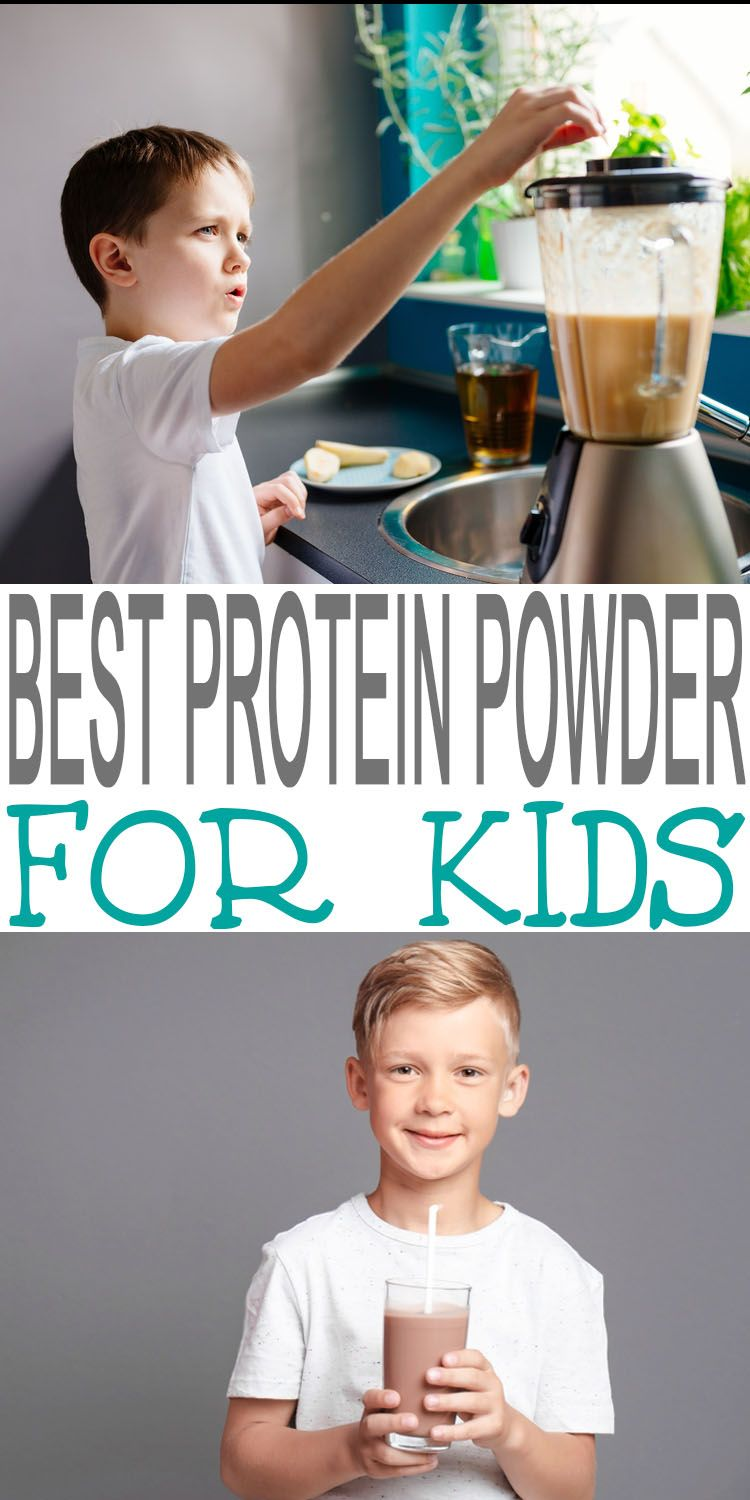 Best Protein Powder for Kids: 2020 Reviews and Buying Guide: MomDot