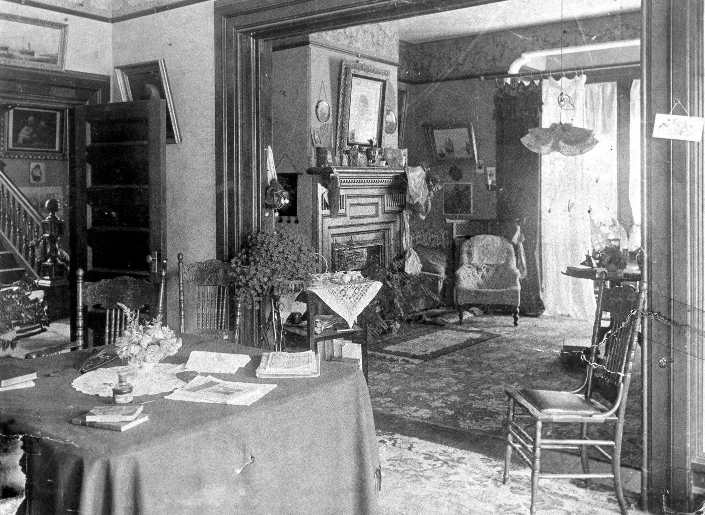 1910 House | Houses Interiors