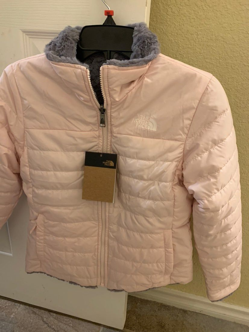 The North Face Jacket Girls Size M 10 12 New North Face Jacket Jackets North Face Coat [ 1102 x 826 Pixel ]