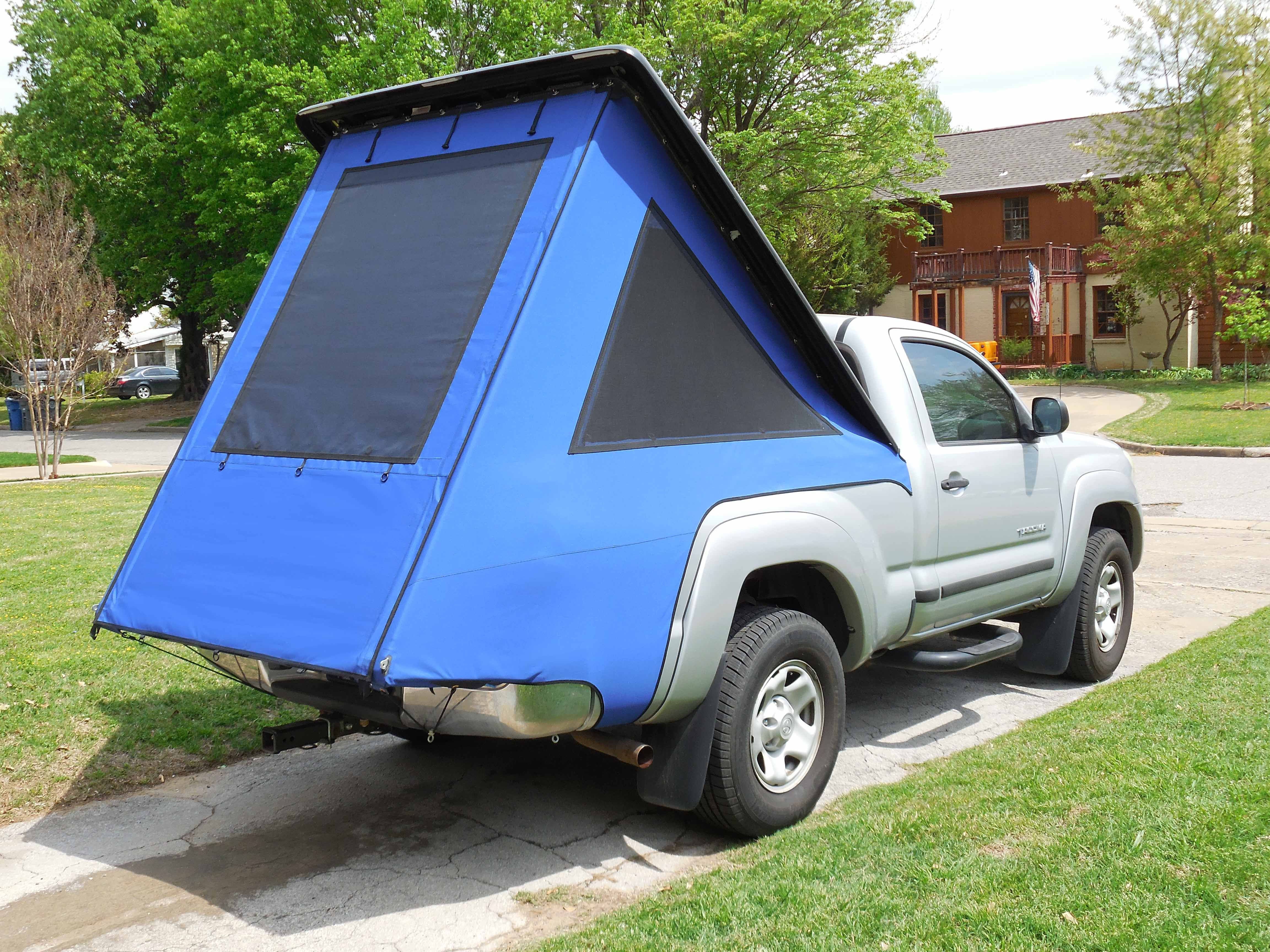 2006 Prerunner, UnderCover tonneau cover, WeatherMax 80