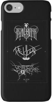 35cfd8024 Best Ever Death Metal Bands Out Of Denton iPhone 7 Cases | Products ...