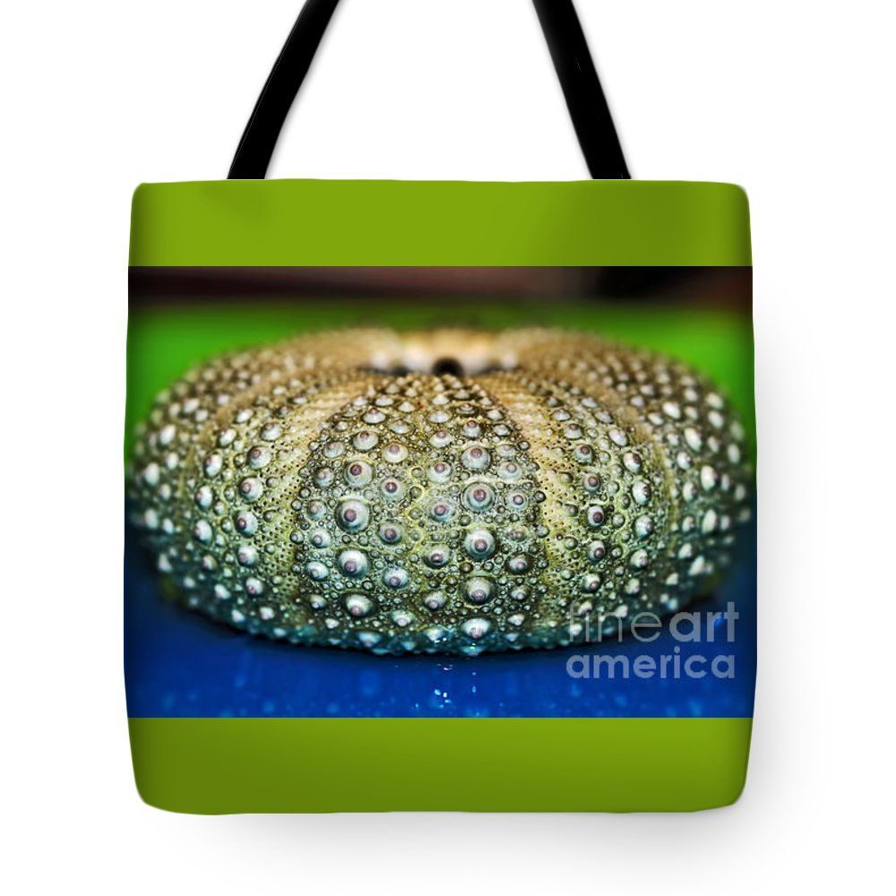 "Shell with Pimples Tote Bag 18"" x 18"""