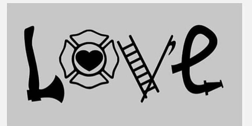 Download Pin by Mary Thompson on Silhouette Cameo | Firefighter ...